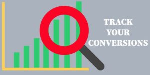Track your conversions