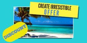 create an offer