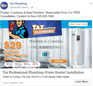 Taz Plumbing Services