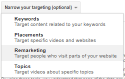 YouTube Advanced Targeting