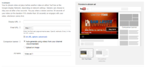 YouTube Create Your Ad Group 1