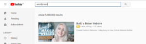 YouTube Video Discovery Ad 1